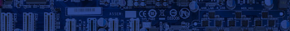 dark, blue circuit header